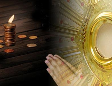 Resultado de imagem para Vós não podeis servir a Deus e ao dinheiro