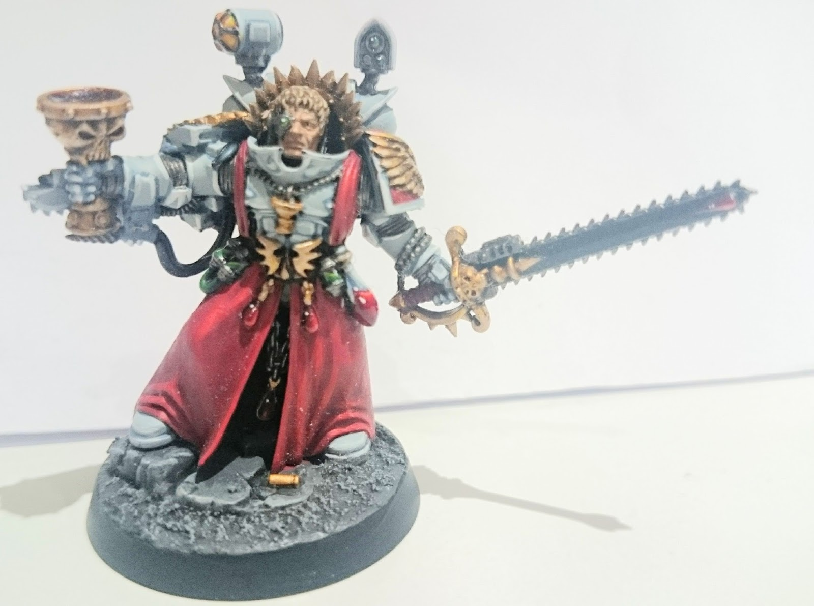 What's On Your Table: Blood Angels - Faeit 212: Warhammer