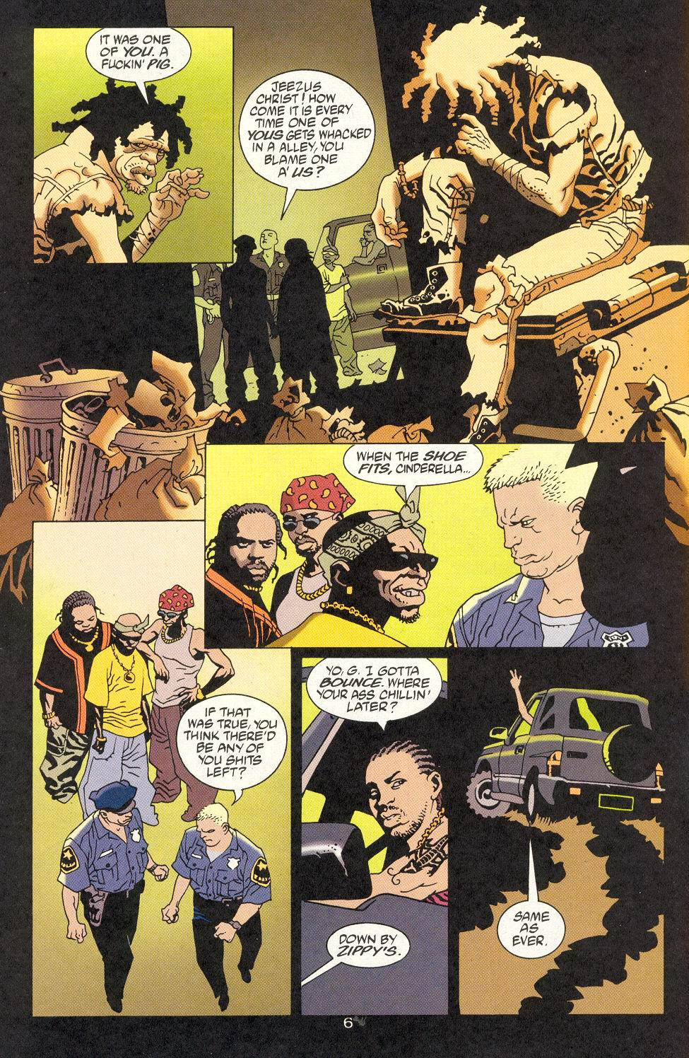 Read online 100 Bullets comic -  Issue #15 - 8
