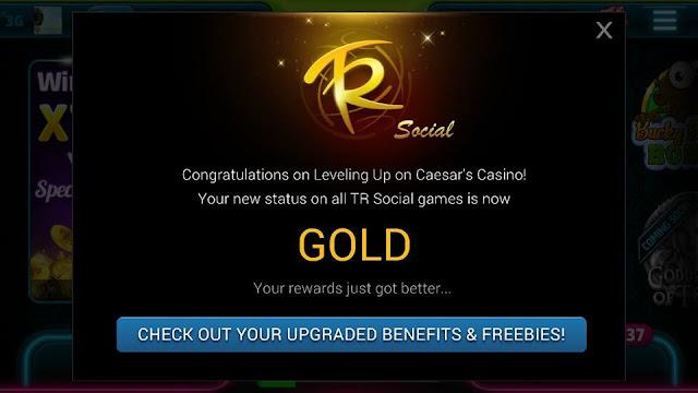 Caesars Casino Gold Status