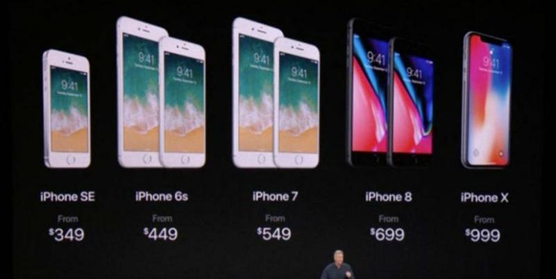 iPhone 8 - iPhone 8 Plus - iPhone X - Apple