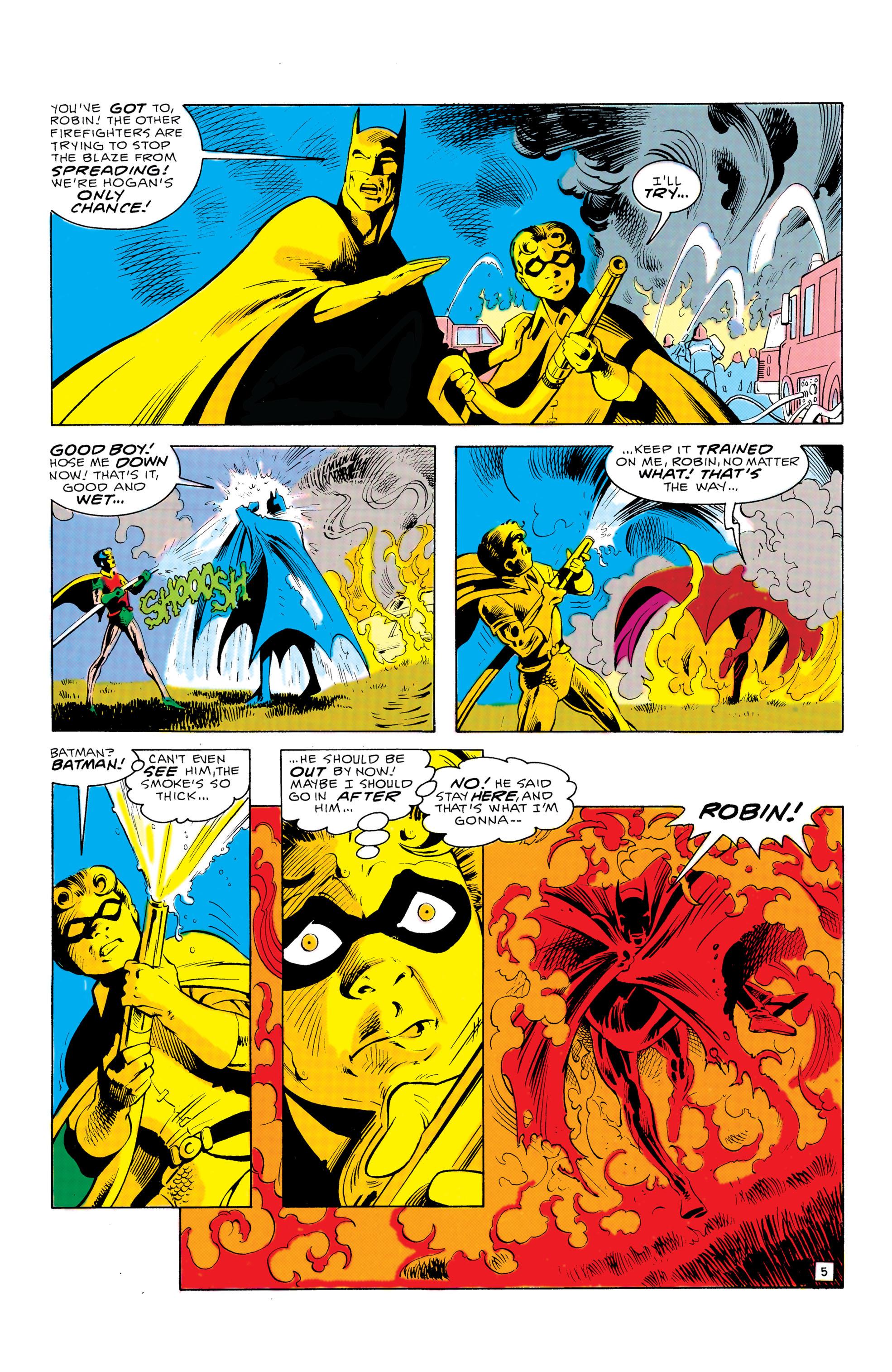 Detective Comics (1937) 571 Page 5