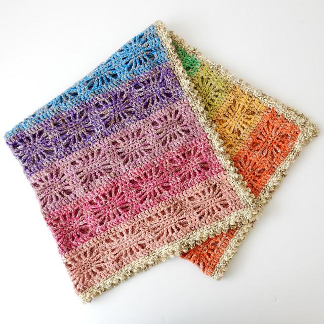 crochet baby blanket free pattern