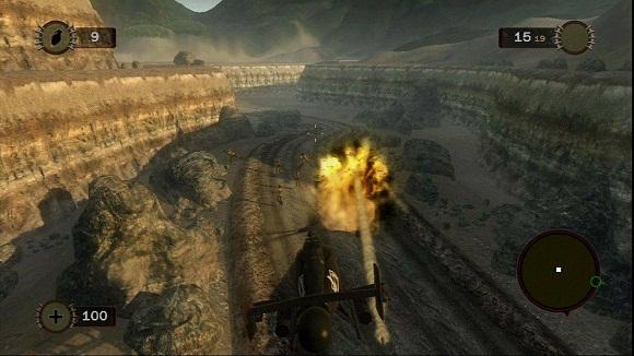 Mercenaries 2 World in Flames PC Free Download Screenshot 3