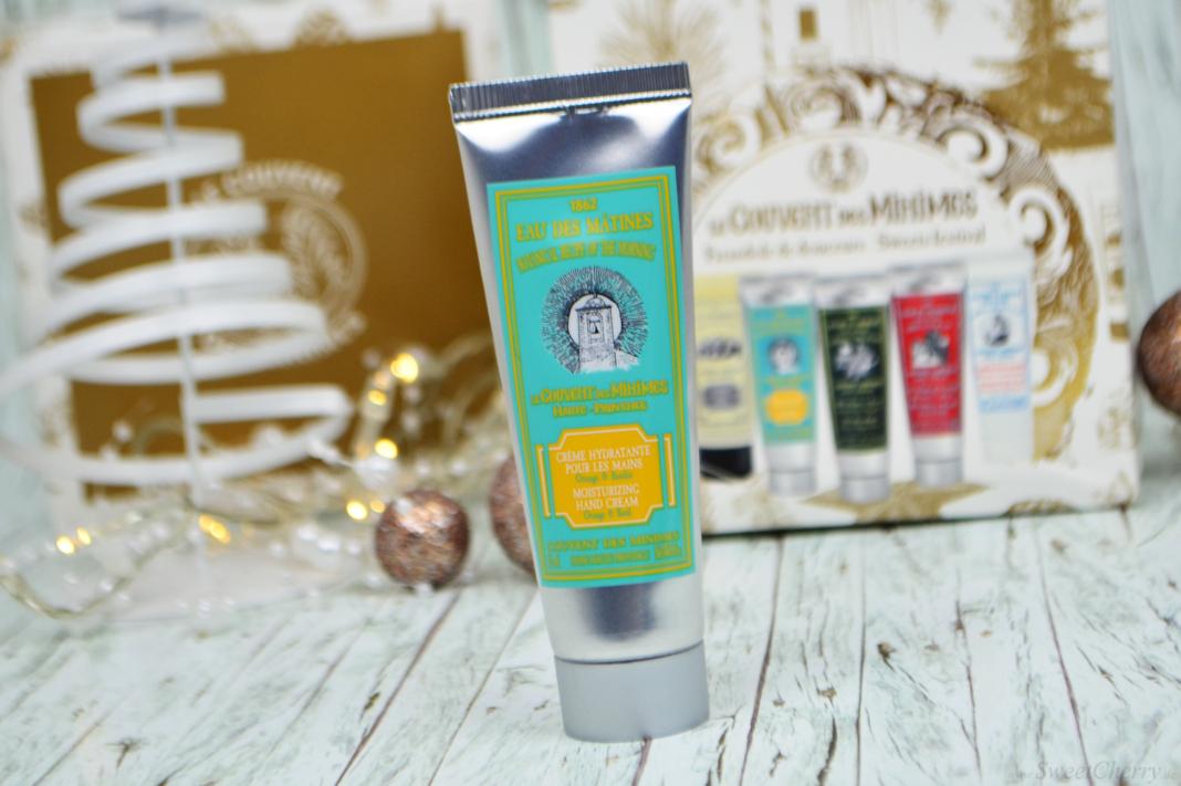 Le Couvent des Minimes Crème Hydrante pour les Mains Orange & Basilikum