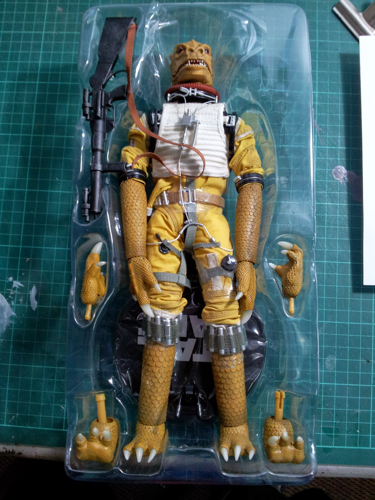 Kw Miniature Customize Sideshow Star Wars Bossk