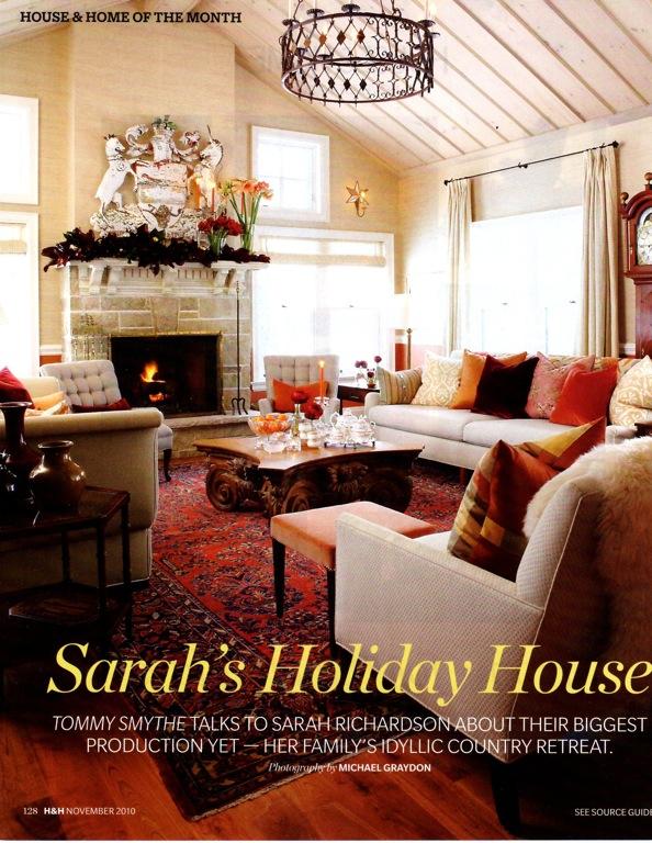 Design Maze Sarah Richardson Christmas Edition