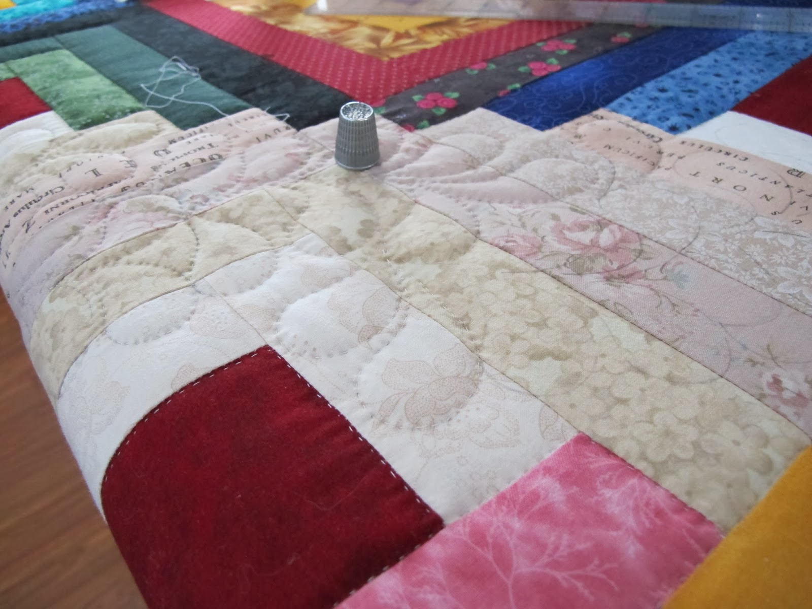 Love to Quilt: Patriotism is alive and well.
