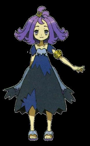 anime feet pokemon sun and moon acerola