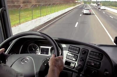 8 dicas para conduzir o caminhão com a postura segura