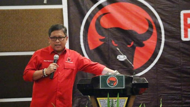 Dilaporkan terkait Penyebaran Hoax soal Prabowo, Hasto PDIP: Kebenaran akan Menang