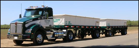 Valley Farm Transport Kenworth T880