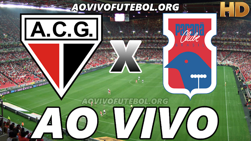 Assistir Atlético Goianiense vs Paraná Ao Vivo HD