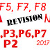 ACCA F4 ,F5 ,F7 ,F8, F9, P1 P2 P3 P4 P7 Revision Notes 2016-2017