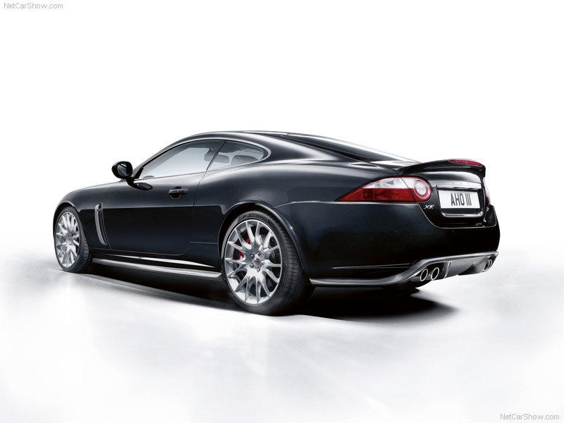 PRINCE CAR SHOW: Jaguar XKR-S (2009)