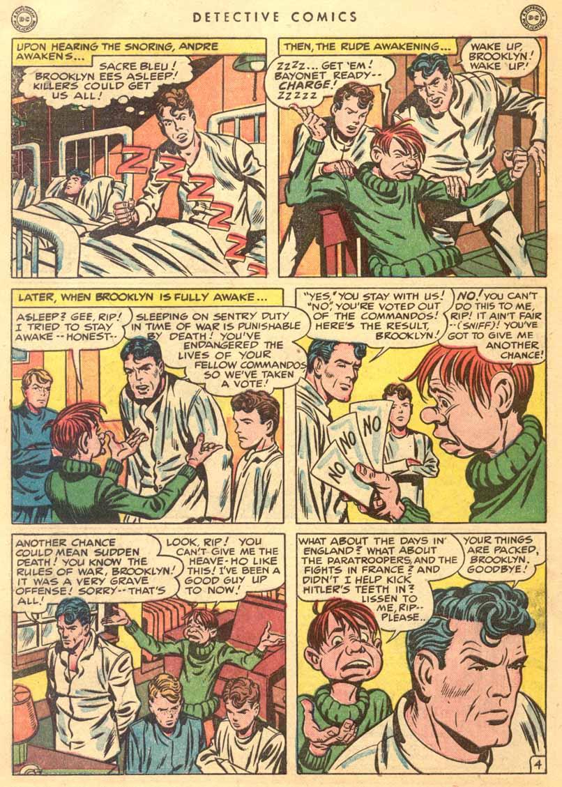 Read online Detective Comics (1937) comic -  Issue #149 - 42
