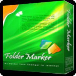 تحميل Folder Marker Home 4.2 تغيير شكل و لون المجلدات و الملفات بسهولة