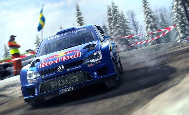 mejores juegos ps4  DiRT Rally