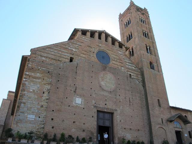 Santa Maria dei Servi em Siena