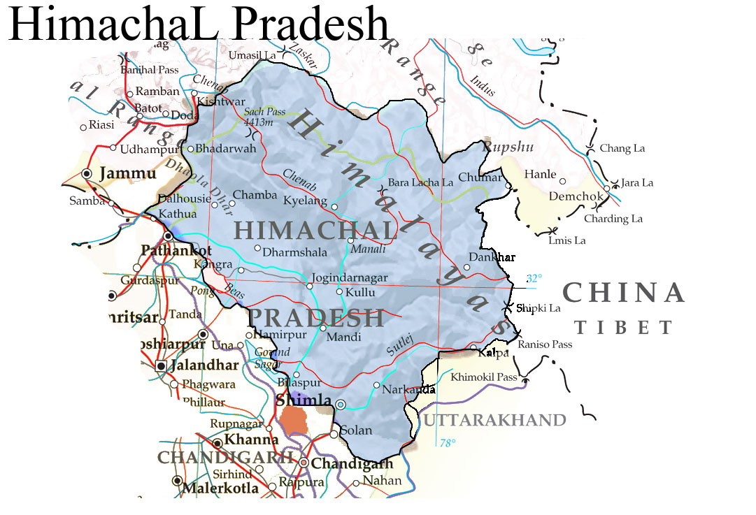 General knowledge of himachal pradesh daily gk gumiabroncs Image collections