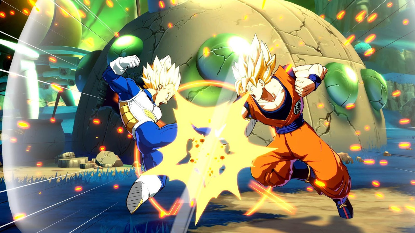 Confirmada fecha y personajes de la beta cerrada de Dragon Ball Fighter Z