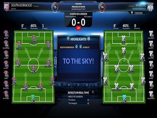 Football Club Simulator 18 Final Race Game Free Download