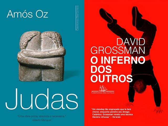 Amos Oz e David Grossman
