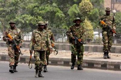 Horror in Borno as at Least 8 Nigerian Soldiers Perish in Boko Haram Ambush
