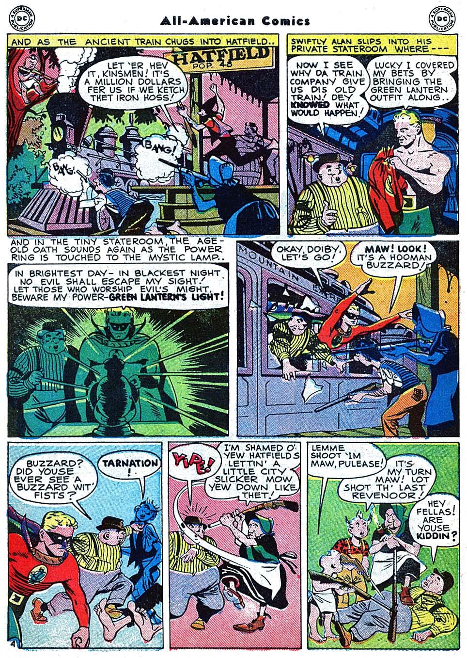 Read online All-American Comics (1939) comic -  Issue #73 - 6