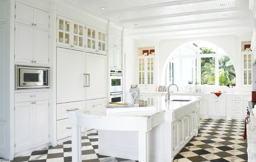 This Or That White Vs Wood In Two Stylish Kitchens