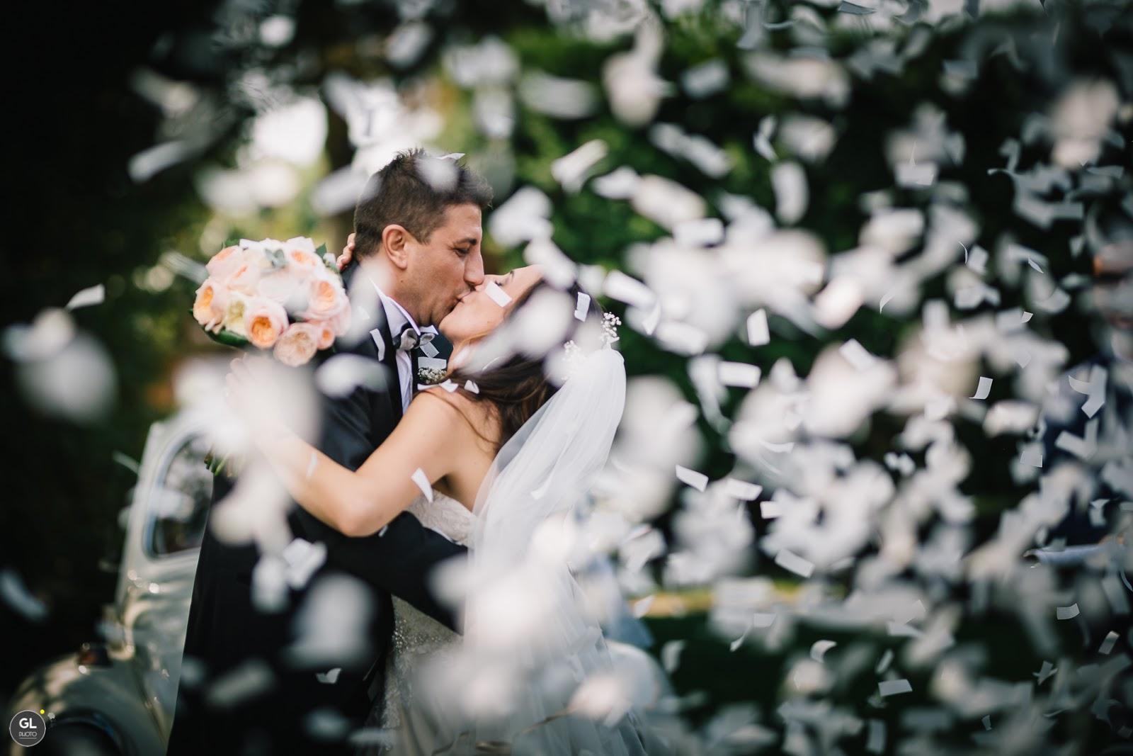 Sparacoriandoli matrimonio
