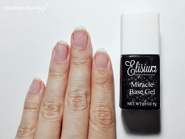 Elisium Miracle Base Gel