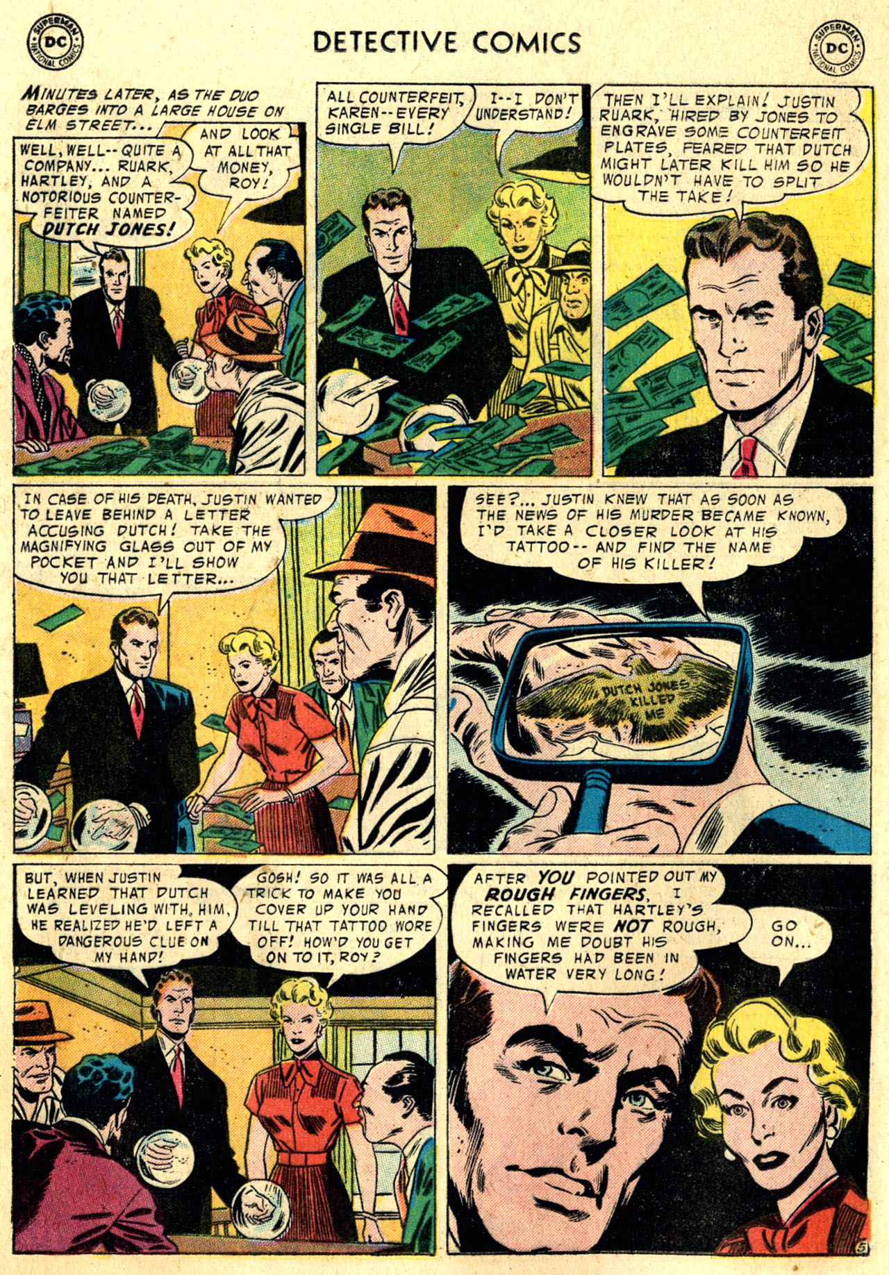 Detective Comics (1937) 237 Page 19