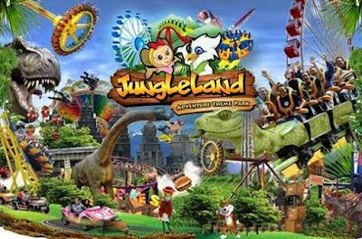 Review dan Harga Tiket Jungleland
