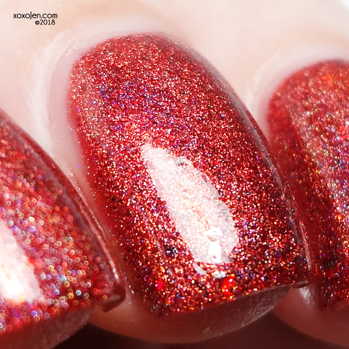 xoxoJen's swatch of POP Polish Off With Their Heads