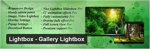 lightbox popup plugin