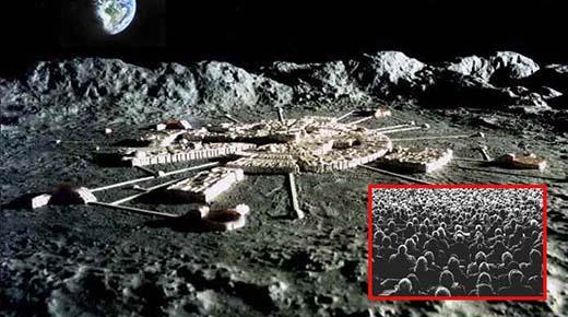 La Luna tiene más de 250 millones de ciudadanos, afirma un ex piloto de la CIA