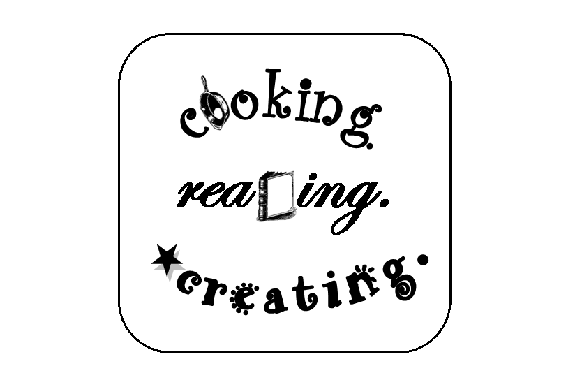 cooking. reading. creating.