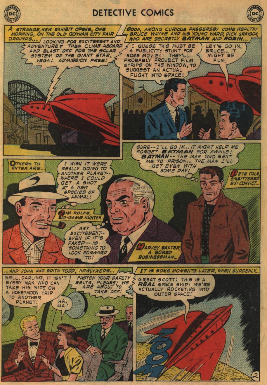 Detective Comics (1937) 256 Page 3
