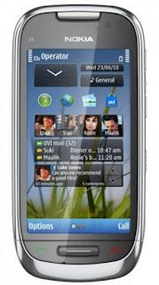Harga Nokia C7