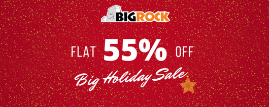 Bigrock Christmas Special Promo Dec-2015 50% Off