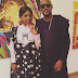 Power Couple! 2face and Annie Idibia steps out in coordinate Agbabda(Photos)