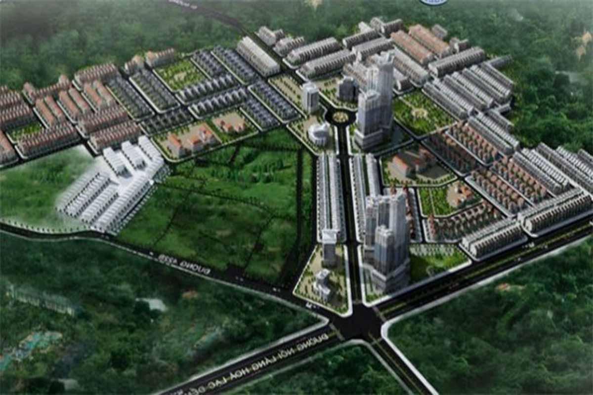 Tổng quan dự án Vân Canh TST