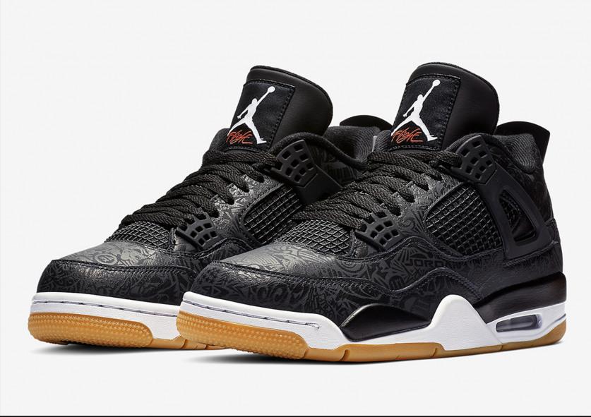 Swag Craze  First Look  Nike Air Jordan 4 SE Laser  Black Gum  346642de9