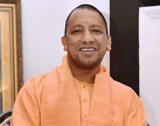 yogi-donate-gujrat-5 crores-for-okhi