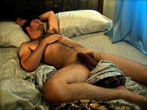 Gay mature sleep