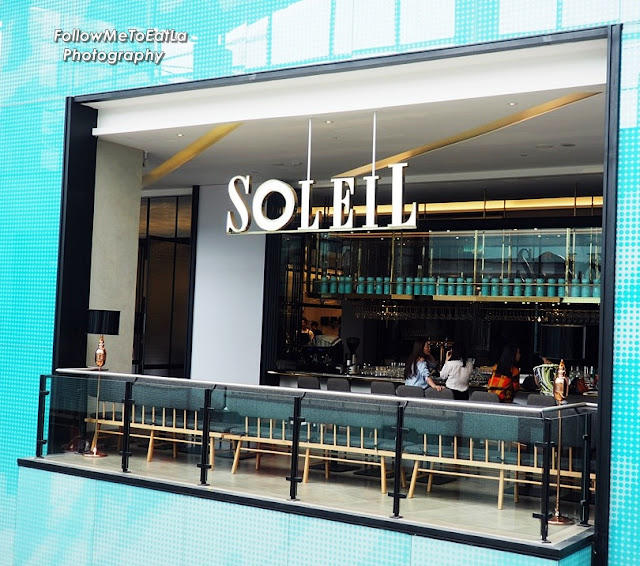 SOLEIL Restaurant & Wine Bar New Flagship Outlet Now  At Damansara City Mall