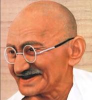 Mahatma Gandhi Essay in Punjabi