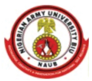 nigerian army university biu (naub) admission form 2018/2019