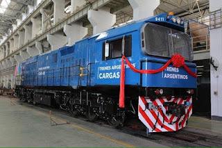 Acuerdo multimillonario con China para la reparación del ferrocarril que une Buenos Aires y Mendoza
